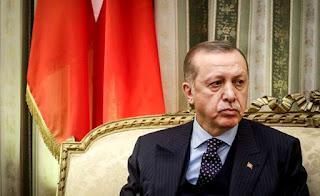 Ο Ερντογάν καλεί σε συσπείρωση εναντίον του Άσαντ