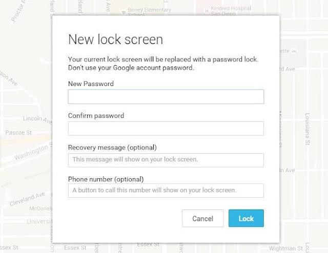 7 Cara Untuk Membuka HP Android Yang Lupa Kata Sandi/Lock Screen 2