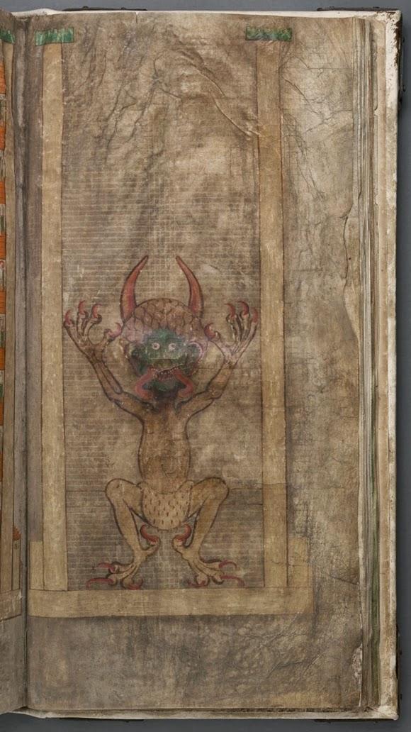 "Mengungkap Misteri ""Kitab Iblis"" Codex Gigas"