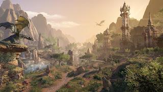 Elder Scrolls Online: Elsweyr Wallpaper