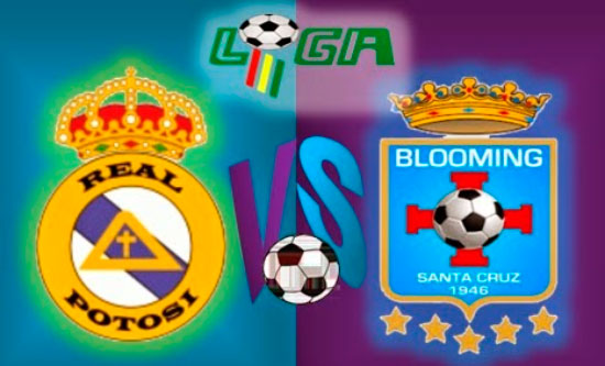 En vivo Real Potosí vs. Blooming