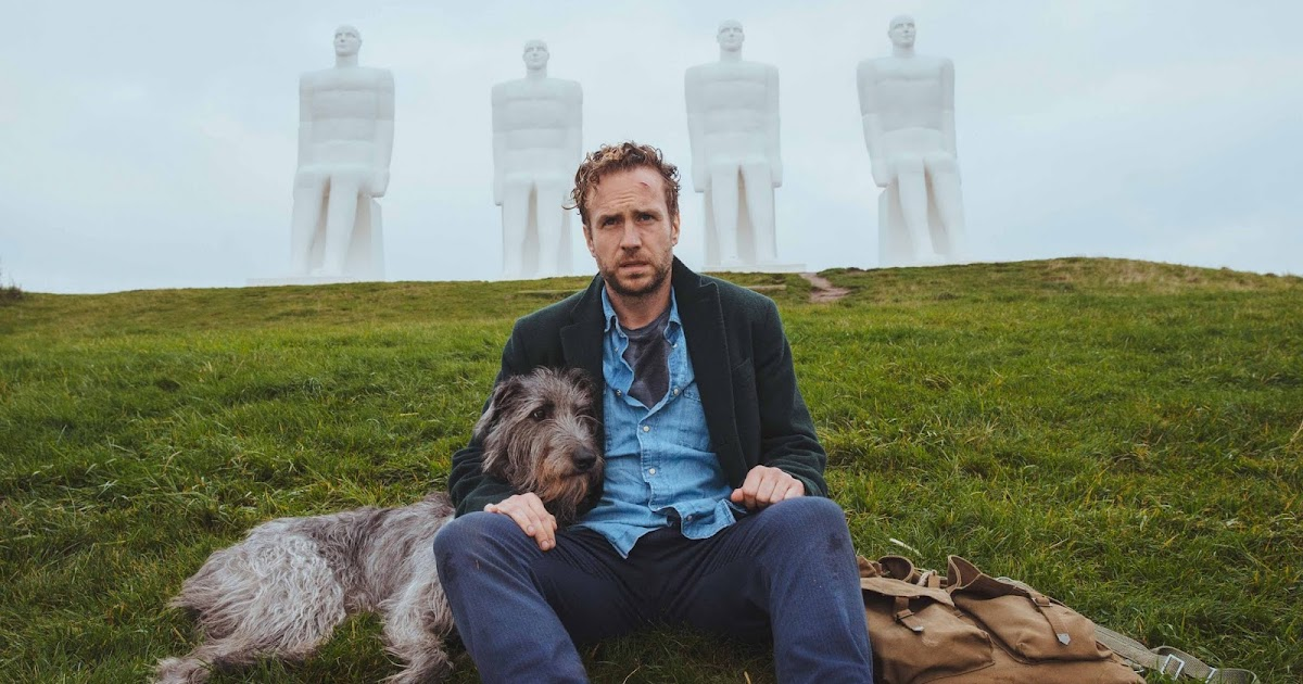First look at Rafe Spall in Denmark as Principal Photography Wraps - ON OUR RADAR