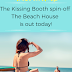 Publication day! The Beach House, my spin-off to The Kissing Booth, is out now!
