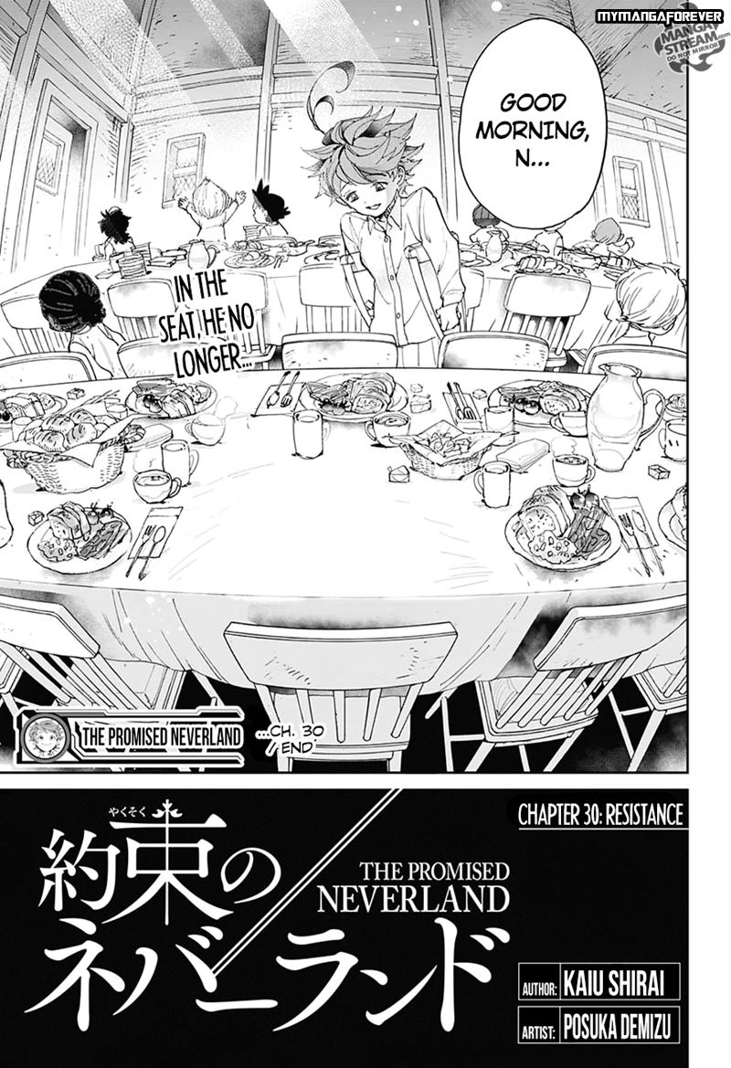 The Promised Neverland 030 TPN03019