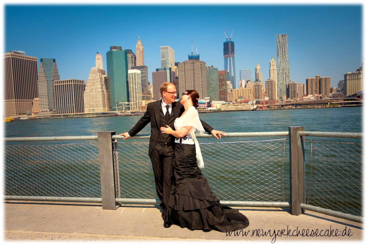 Hochzeitstag, New York, NYC, Wedding, Brooklyn Bridge