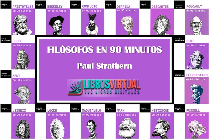 Saga de Filósofos en 90 minutos – Paul Strathern [MultiFormato]