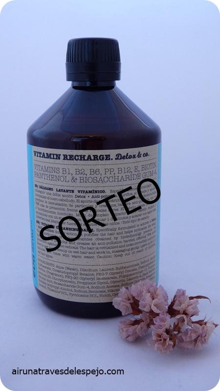 Sorteo Vitamin Recharge Detox