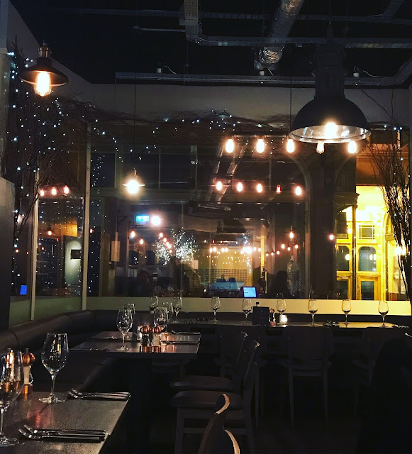 Oh So T - Food reviews olive tree brasserie turkish