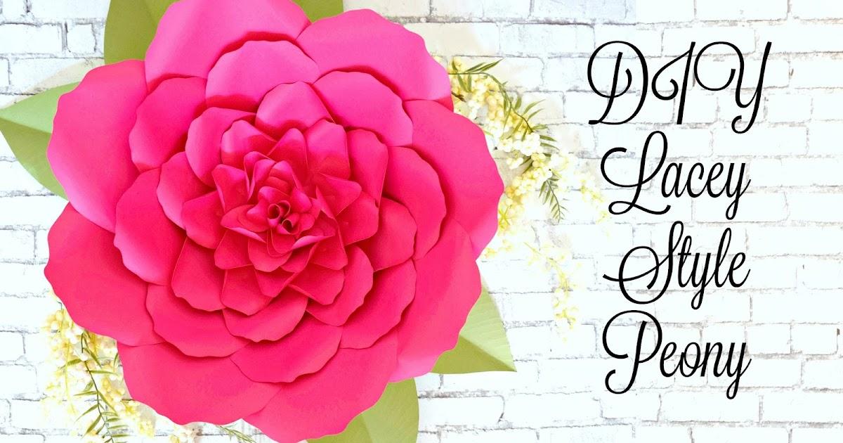 mama u0026 39 s gone crafty  new giant peony flower