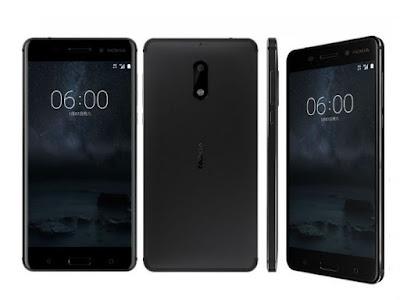 Smartphone Nokia Terbaru Berbasis Android NOKIA 6, Smartphone Nokia Terbaru Berbasis Android