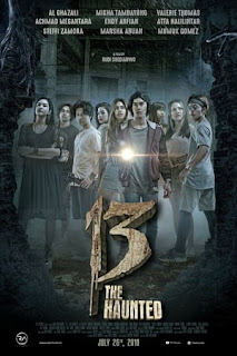 Download Film 13 The Haunted (2018) Full Movie