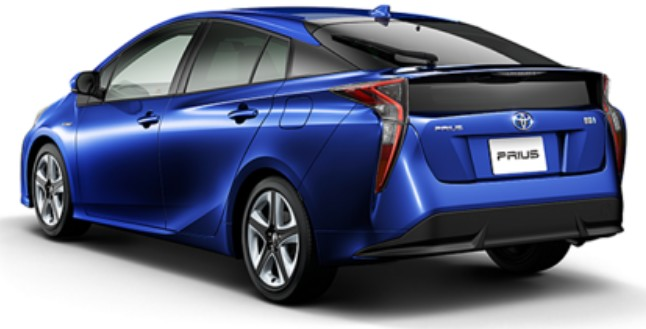 Prius Tank Size >> Specifications Of Toyota Prius S Touring Features
