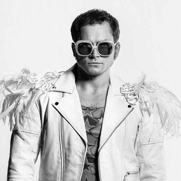 Novas fotos de Taron Egerton como Elton John