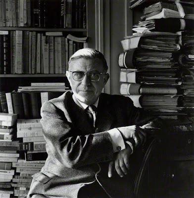 Sartre libros.