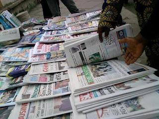 Naija News: Latest Nigeria News: Breaking Nigeria News: Nigeria Newspapers Headlines for Today, Wednesday, May 24, 2017