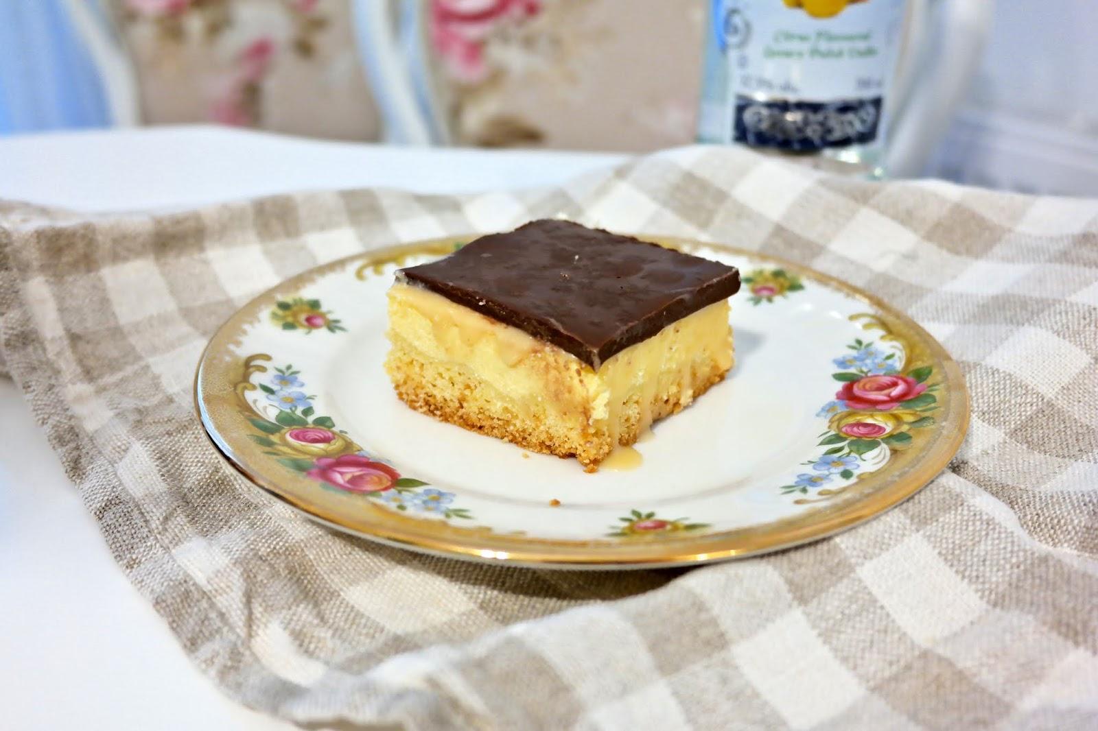 ciasto twix przepis