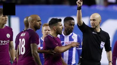 Manchester City Fabian Delph Di Kartu Merah - Judisessions