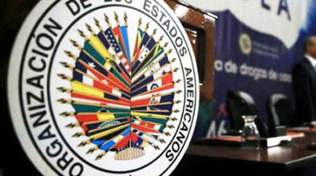 OEA discute fecha definitiva para reunión de cancilleres que tratará crisis en Venezuela