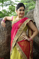 Actress Ronika in Red Saree ~  Exclusive celebrities galleries 045.JPG