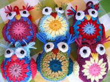Easy Crochet Owl