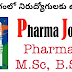 Pharma Job's at Hyderabad