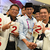 Prabowo-Sandi Peroleh Nomor Urut Dua