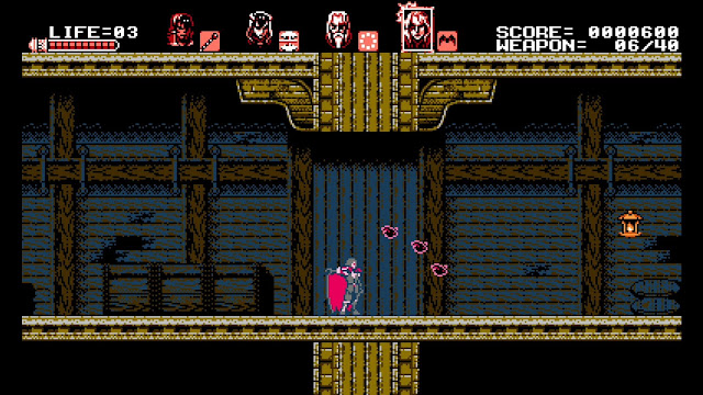 BLOODSTAINED: CURSE OF THE MOON - ANÁLISIS