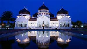 Grand Mosque Baiturrahman Aceh