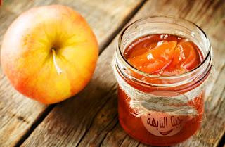 طريقة عمل مربى التفاح للشيف حسن
