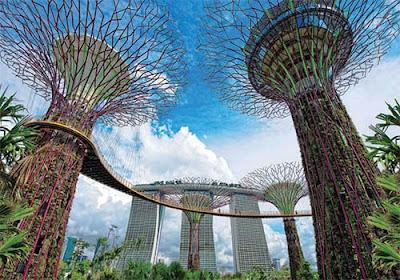 Liburan ala Koper Tanpa Baper di Singapura