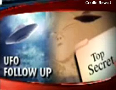 Local News Covering UFOs Over Coral, Florida - Nov 2012