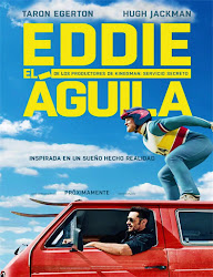 pelicula Eddie the Eagle (Volando Alto) (2016)