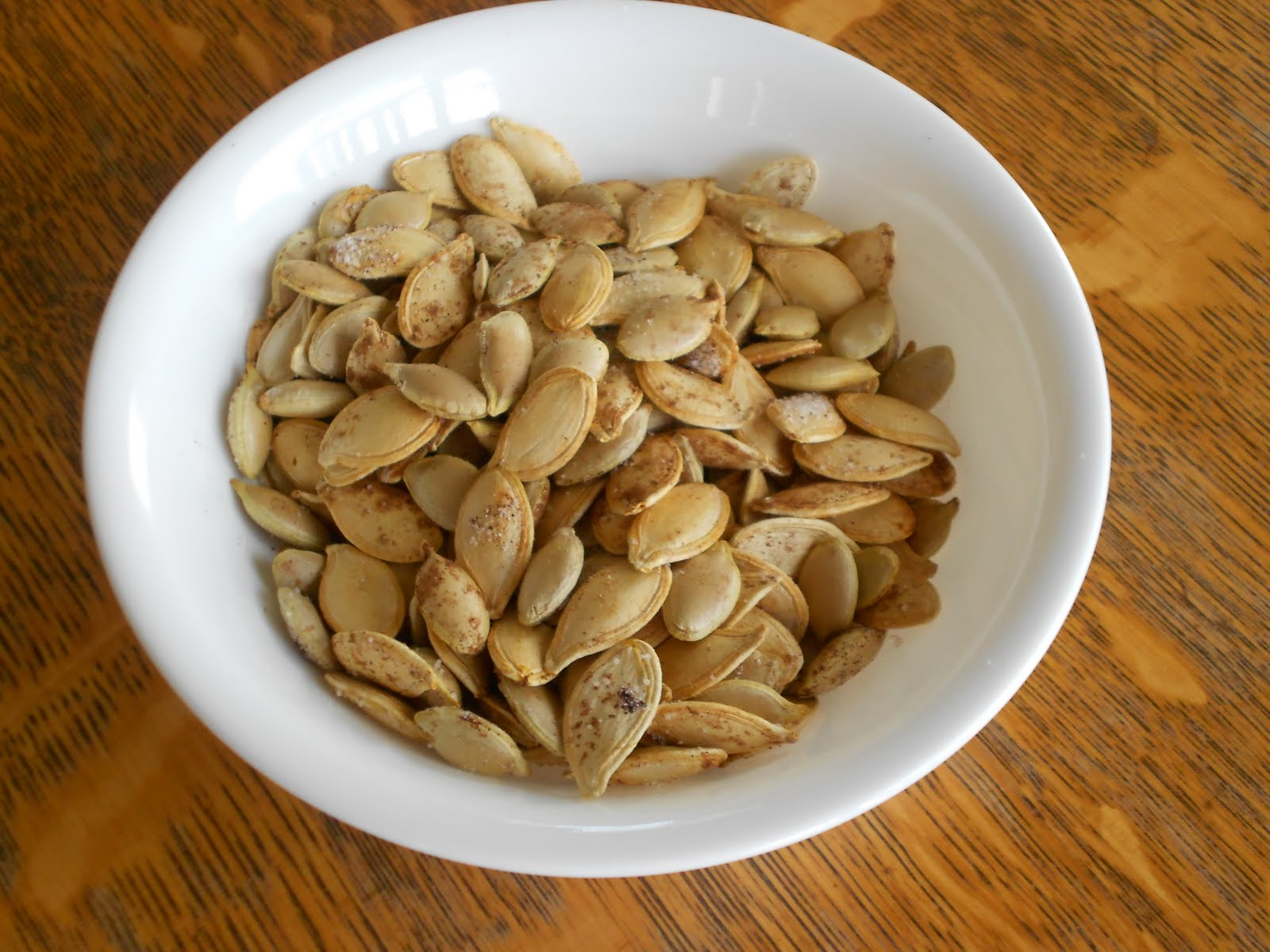 how to clean pumpkin seeds for roasting