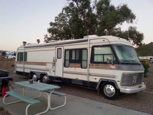 Used Rvs 1982 Holiday Rambler Imperial For Sale By Owner