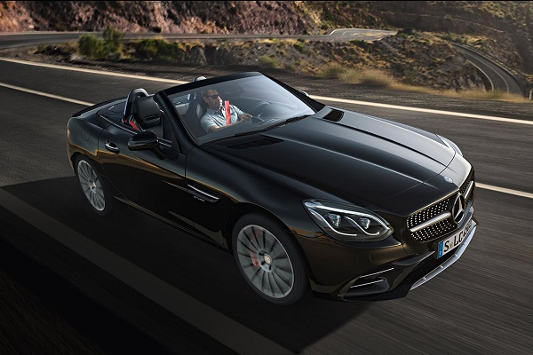 Mercedes-AMG SLC 43 Roadster