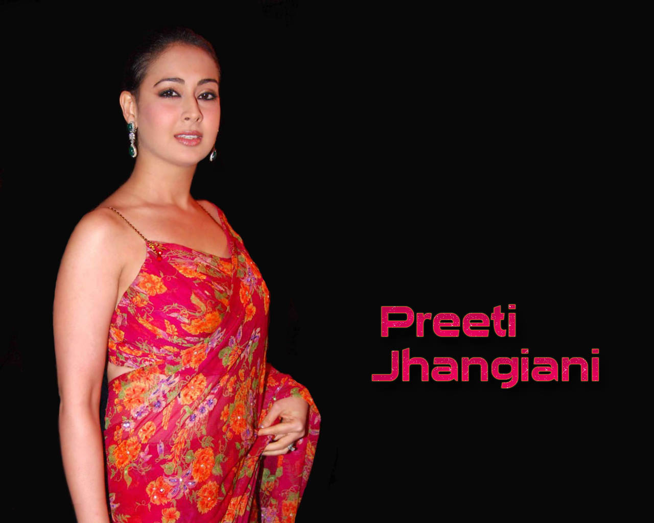 Preeti Jhangiani Beautiful Hot Pics