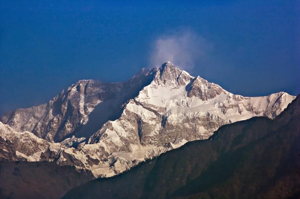 Kangchenjunga Dağı