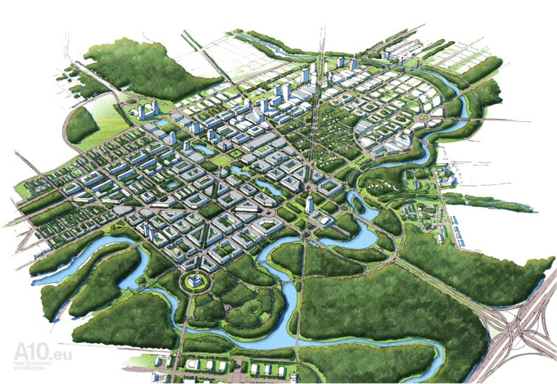 Sharp end of the green stick on landscape ecology - What is urban planning and design ...