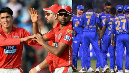 IPL 2018 live streaming: KXIP vs RR, Kings XI Punjab vs Rajasthan Royals live score online, Where to Watch, TV Channels Info