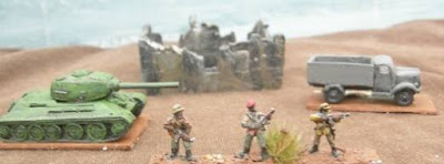 Modern Bush Wars by Irregular Miniatures