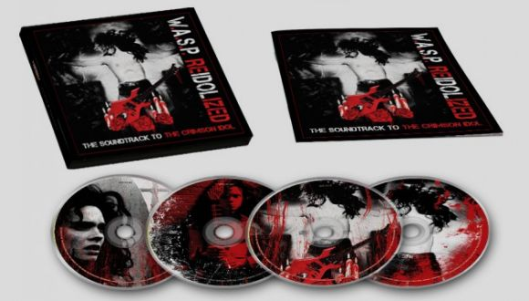 W.A.S.P. - Re-Idolized [The Soundtrack To The Crimson Idol] (2018) 0dayrox Exclusive - cd photo