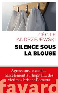 Silence sous la blouse - Cécile Andrzejewski