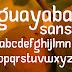 New Font: Guayaba Sans