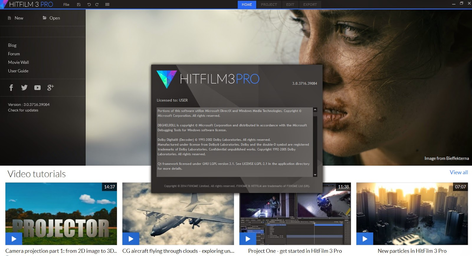 hitfilm 3 pro free download 32 bit