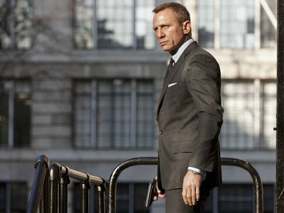 Daniel Craig as James Bond in Skyfall, Skyfall (2012), Directed by Sam Mendes