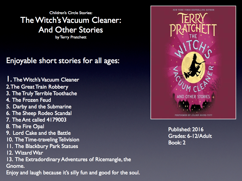 The Witchs Vacuum Cleaner and Other Stories