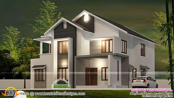 Keral style house