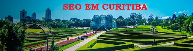 Ilustração sobre possibilidade de serviço de otimização de sites e SEO em Curitiba