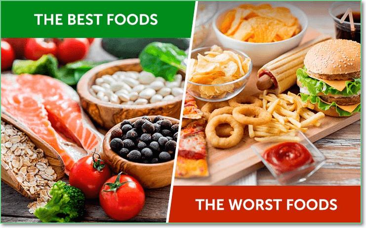Foods That Make Your Liver Work Harder