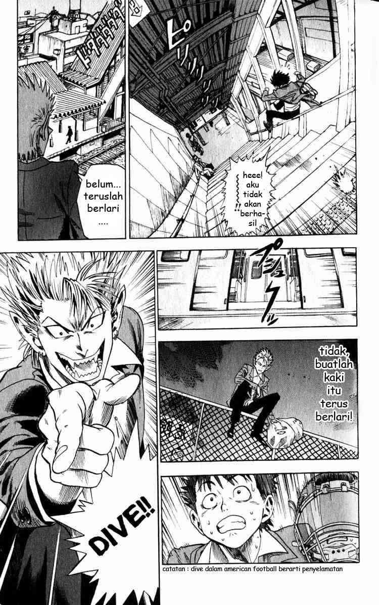 Komik eyeshield 21 001 - seseorang dengan kaki emas 2 Indonesia eyeshield 21 001 - seseorang dengan kaki emas Terbaru 48 Baca Manga Komik Indonesia 